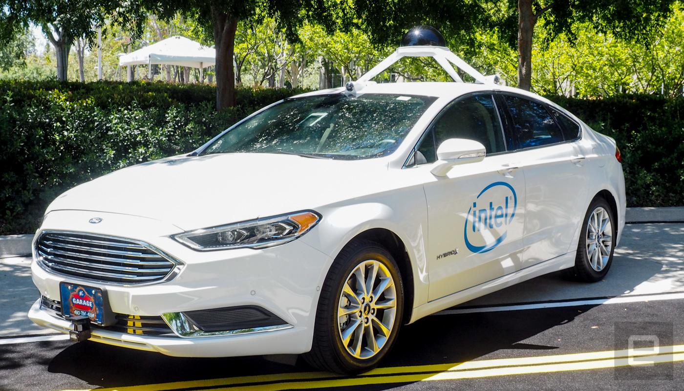 英特尔正在研究如何让人们接受自动驾驶汽车