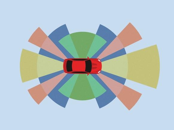 热红外摄像头 让自动驾驶汽车更智能